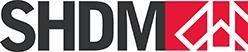 SHDM logo principal